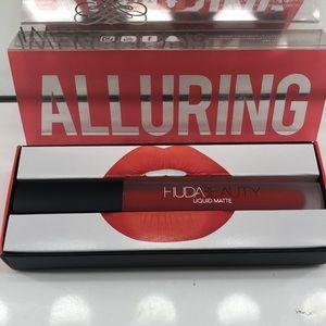 Huda beauty liquid lipsticks